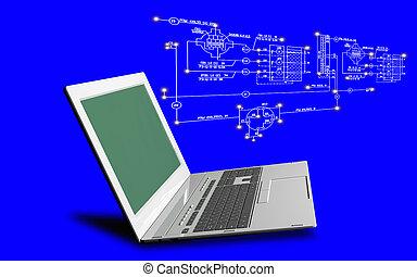 Engineering computer Internet technologies