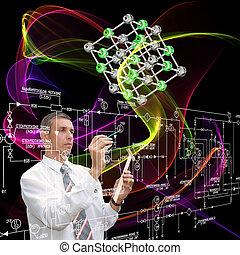 Engineering computers designing