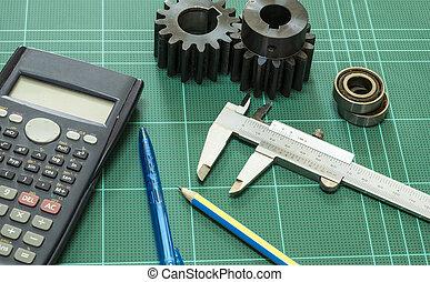 engineering design equipment
