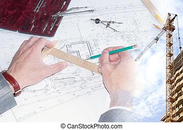 Engineering Designing  buildings