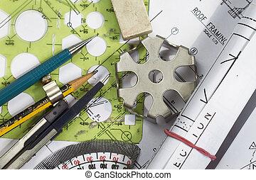 Engineering drawing details