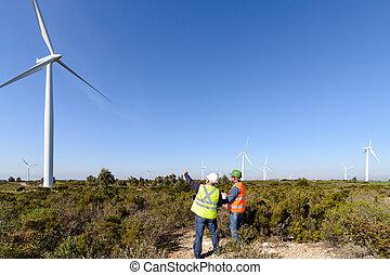 Engineers of Wind Turbine - Engineers of wind turbine...