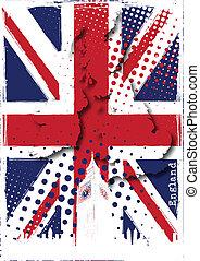 england, 海報
