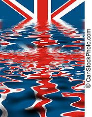 england - united kingdom england flag ilustration, computer...