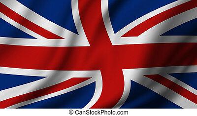 England flag design background United Kingdom