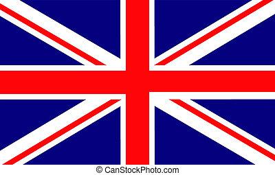 England - United Kingdom Of Great Britain flag