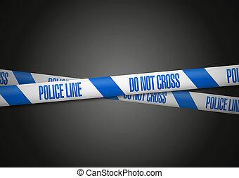 England Police Line Do Not Cross