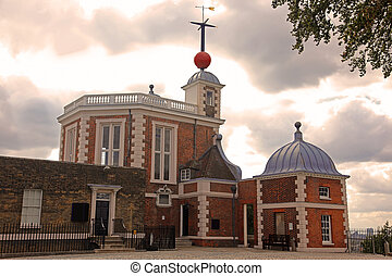 England Royal  Greenwich Observatory, UK