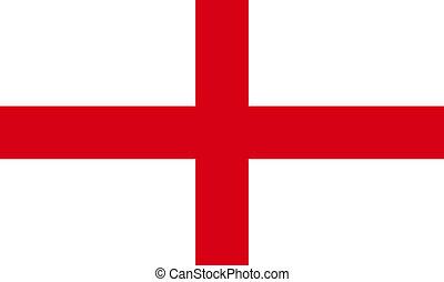 England\\\'s St George\\\'s cross Flag