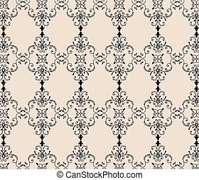 English Britannic style ornament pattern