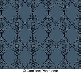 English Britannic style ornament pattern =