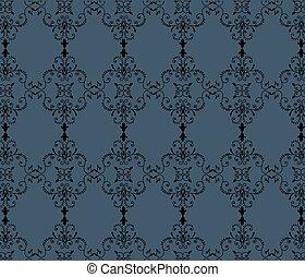 English Britannic style ornament pattern =