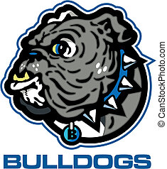 english bulldog mascot