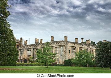 English Castle, Cotswold, England