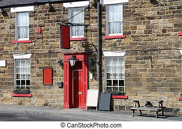 English country pub
