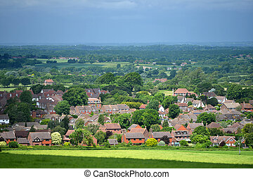 English country village