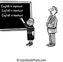 English is Important