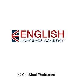 English language academy sign - English language academy ...