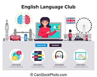 English Language Club Banners - English language club ...
