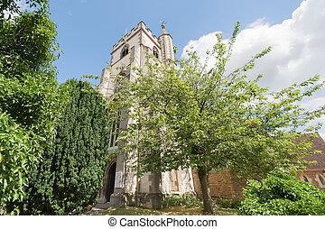 English parish church