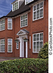 English traditional house