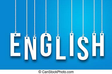 ENGLISH word concept