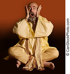 engraçado, guru