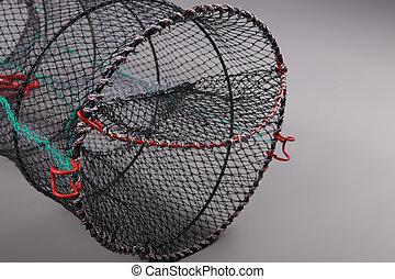 engranaje, jaula, gris, anguila, cilíndrico, plano de fondo, cosecha