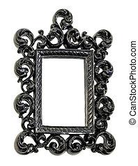 Engraved frame - Very ornamental style of photo frame ...