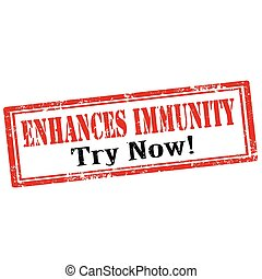Enhances Immunity-stamp