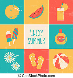 Enjoy Summer Set