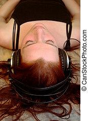 Enjoying music 3