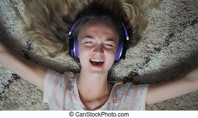 Enjoying the Music