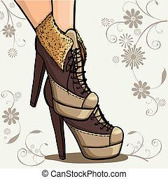 enkel laarzen