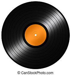 enregistrement, vinyle