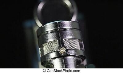 enregistreur, mics