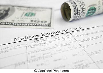 enroll, 의료 보장 제도