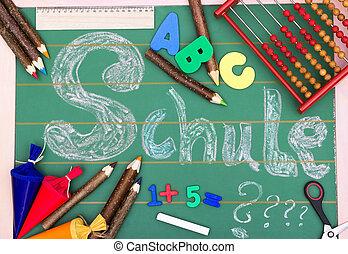 enrollment, école