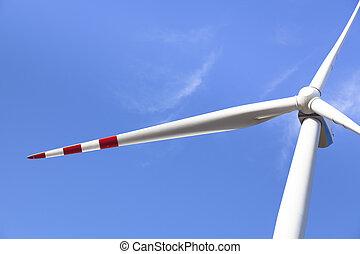 enroulez turbines, source énergie