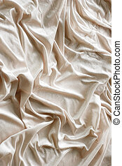 enrugado, tecido
