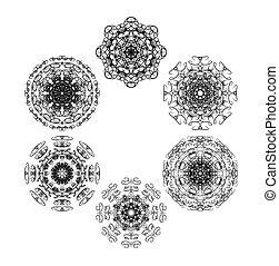 ensemble, élément, conception, résumé