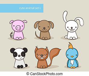 ensemble animal