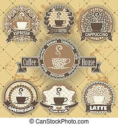ensemble café, symbole
