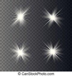 ensemble, concentration étoile