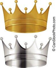 ensemble, couronne