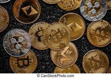 ensemble, cryptocurrencies