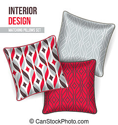 foulard d coratif ensemble ch le moquette clipart vectoris recherchez. Black Bedroom Furniture Sets. Home Design Ideas