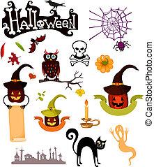 ensemble, halloween