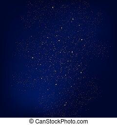 ensemble, jaune, étoiles