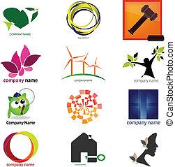 ensemble, logos, -